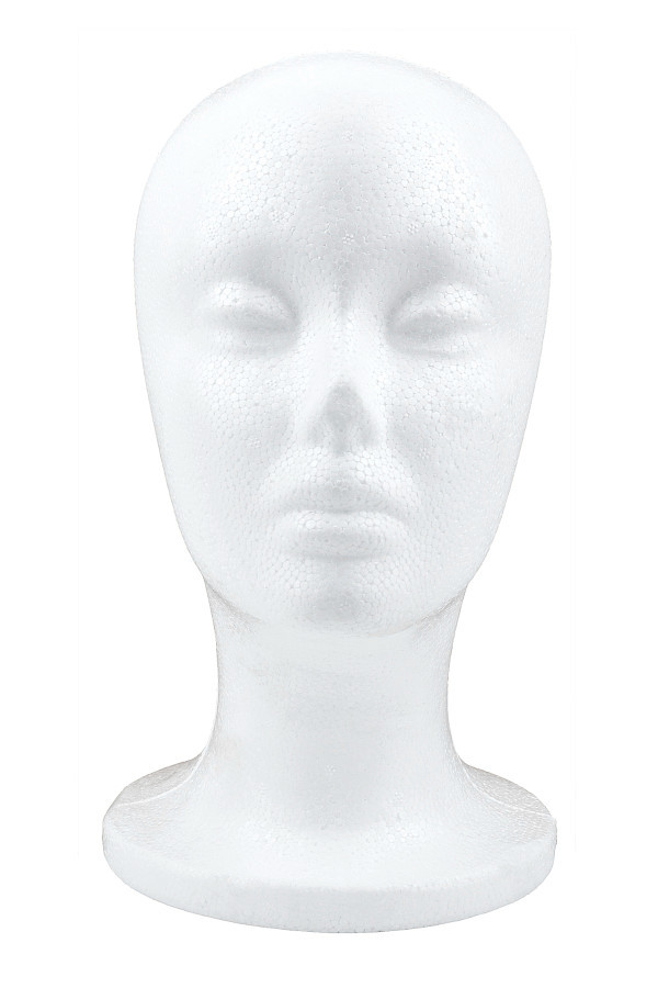 Photo of a Styrofoam Head
